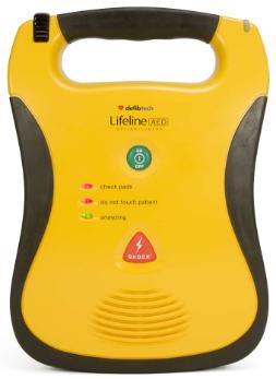 Lifeline Defibtech AED Defibrillator